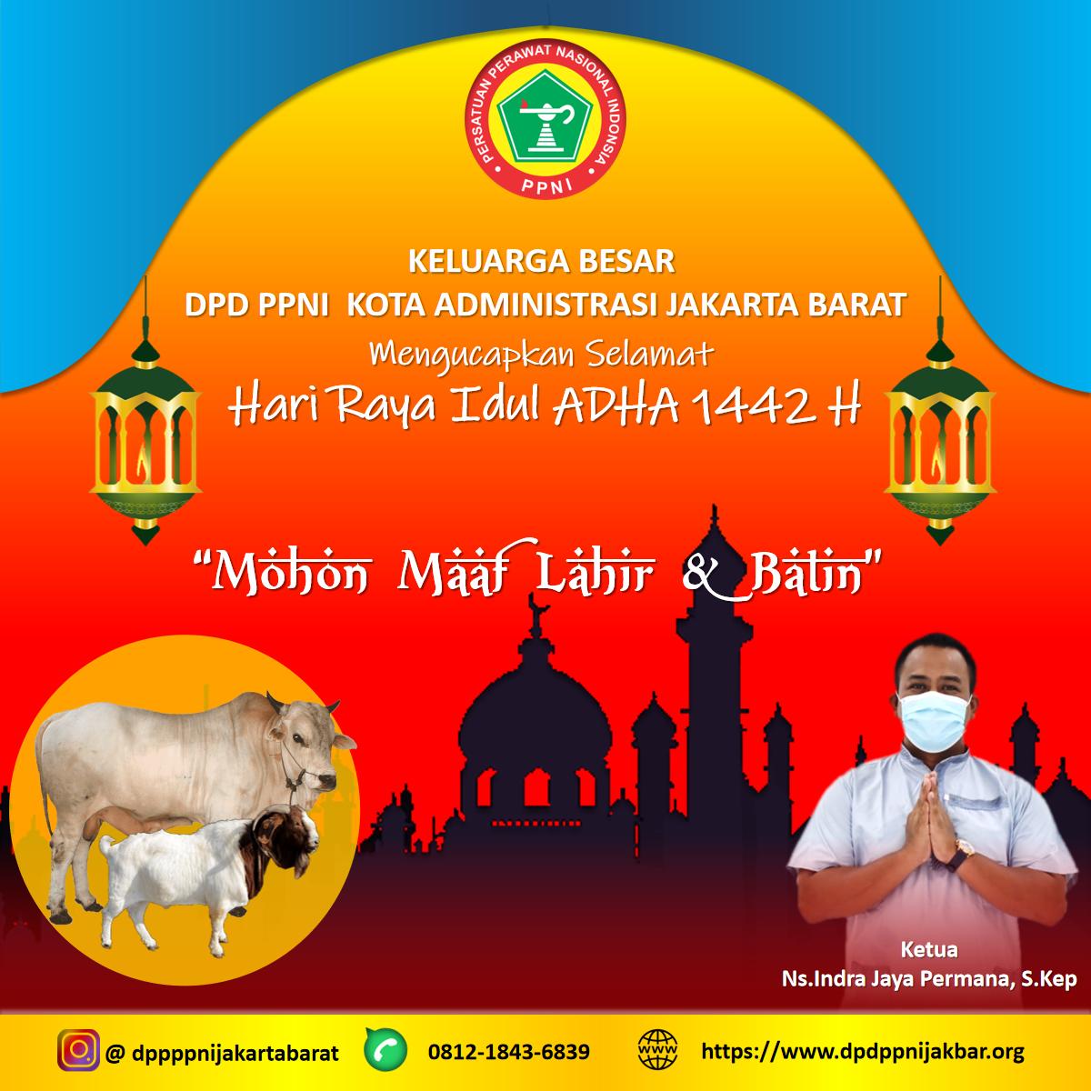 Idul Adha 1442 H